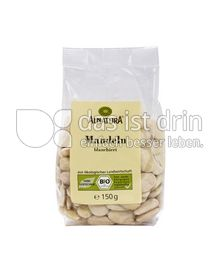 Produktabbildung: Alnatura Mandeln blanchiert 150 g