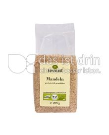 Produktabbildung: Alnatura Mandeln geröstet & gemahlen 200 g
