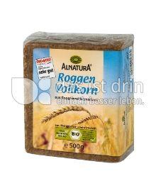 Produktabbildung: Alnatura Roggenvollkornbrot 500 g