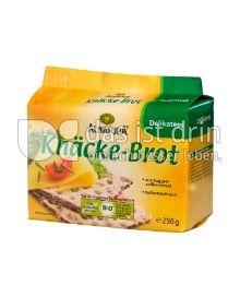 Produktabbildung: Alnatura Knäcke-Brot Delikatess 250 g