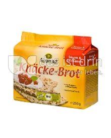 Produktabbildung: Alnatura Knäcke-Brot Sesam & Leinsamen 250 g