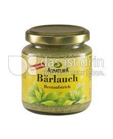 Produktabbildung: Alnatura Bärlauch Brotaufstrich 100 g