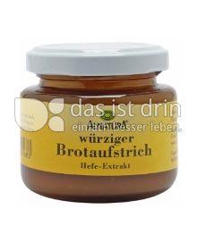 Produktabbildung: Alnatura würziger Brotaufstrich 125 g