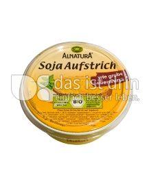 Produktabbildung: Alnatura Soja Aufstrich wie grobe Leberwurst 120 g