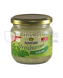 Produktabbildung: Alnatura Streichcreme Kräuter 180 g