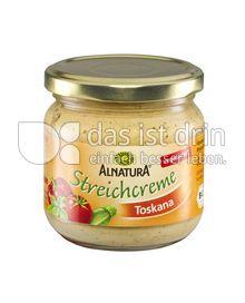 Produktabbildung: Alnatura Streichcreme Toskana 180 g