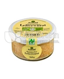 Produktabbildung: Alnatura Hausmacher Leberwurst 160 g