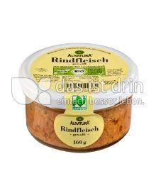 Produktabbildung: Alnatura Rindfleisch gewolft 160 g