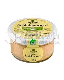 Produktabbildung: Alnatura Feine Schinkenwurst 160 g