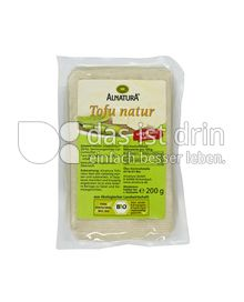Produktabbildung: Alnatura Tofu natur 200 g