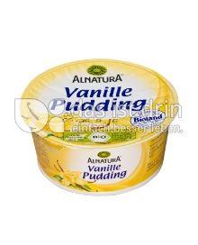 Produktabbildung: Alnatura Vanille Pudding 150 g
