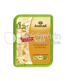 Produktabbildung: Alnatura Geflügel Salat 125 g