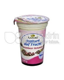 Produktabbildung: Alnatura Joghurt auf Frucht Brombeer Holunder 200 g