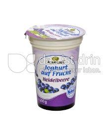 Produktabbildung: Alnatura Joghurt auf Frucht Heidelbeere 200 g