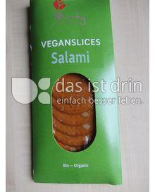 Produktabbildung: Wheaty Veganslices Salami 100 g