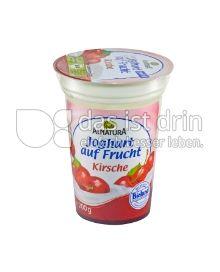 Produktabbildung: Alnatura Joghurt auf Frucht Kirsche 200 g