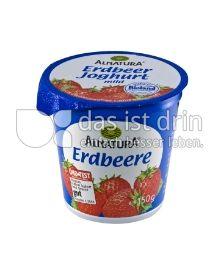 Produktabbildung: Alnatura Erdbeer Joghurt 150 g