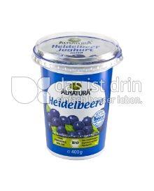 Produktabbildung: Alnatura Heidelbeer Joghurt 400 g