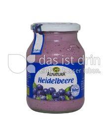 Produktabbildung: Alnatura Heidelbeer Joghurt 500 g
