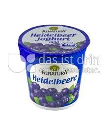 Produktabbildung: Alnatura Heidelbeer Joghurt 150 g