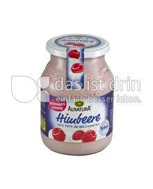 Produktabbildung: Alnatura Himbeer Joghurt 500 g