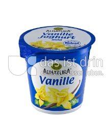 Produktabbildung: Alnatura Vanille Joghurt 150 g
