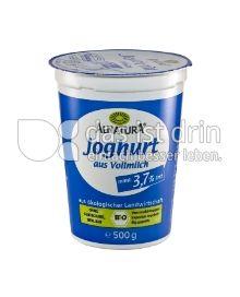 Produktabbildung: Alnatura Joghurt aus Vollmilch 500 g