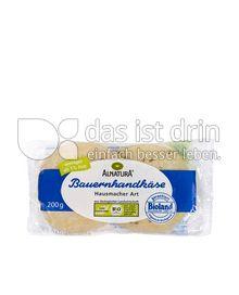 Produktabbildung: Alnatura Bauernhandkäse 200 g