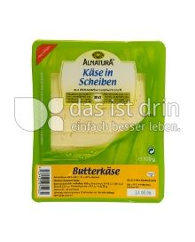 Produktabbildung: Alnatura Butterkäse 100 g