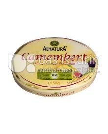 Produktabbildung: Alnatura Camembert 150 g