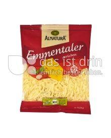 Produktabbildung: Alnatura Emmentaler gerieben 150 g