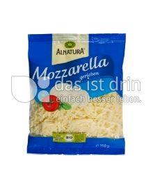 Produktabbildung: Alnatura Mozzarella gerieben 150 g