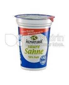 Produktabbildung: Alnatura saure Sahne 200 g