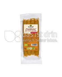 Produktabbildung: Alnatura Frankfurter aus Seitan und Tofu 200 g