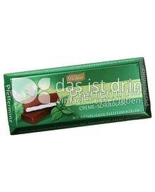 Produktabbildung: Böhme Pfefferminz Creme-Schokolade 100 g