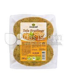 Produktabbildung: Alnatura Tofu Bratlinge Dinkel 200 g
