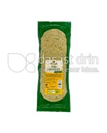 Produktabbildung: Alnatura Tofu Aufschnitt Kräuter 125 g