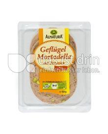 Produktabbildung: Alnatura Geflügel Mortadella 80 g