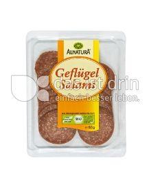 Produktabbildung: Alnatura Geflügel Salami 80 g