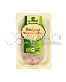 Produktabbildung: Alnatura Bärlauch Bierschinken 80 g