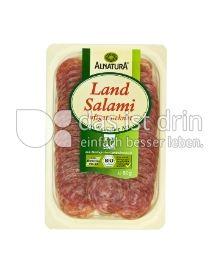 Produktabbildung: Alnatura Land Salami 80 g
