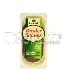 Produktabbildung: Alnatura Rinder Salami 80 g