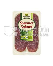 Produktabbildung: Alnatura Sommer Salami 80 g