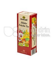 Produktabbildung: Alnatura Milder Früchte Tee 20 St.