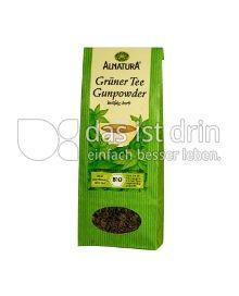Produktabbildung: Alnatura Grüner Tee Gunpowder 100 g