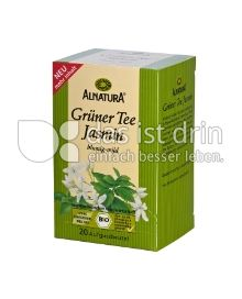 Produktabbildung: Alnatura Grüner Tee Jasmin 20 St.