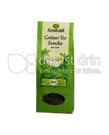 Produktabbildung: Alnatura Grüner Tee Sencha 75 g