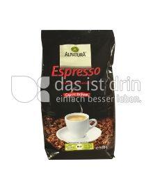 Produktabbildung: Alnatura Espresso Ganze Bohne 500 g