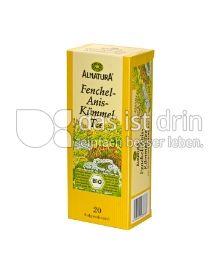 Produktabbildung: Alnatura Fenchel-Anis-Kümmel Tee 20 St.