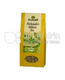 Produktabbildung: Alnatura Holunderblüten Tee 50 g